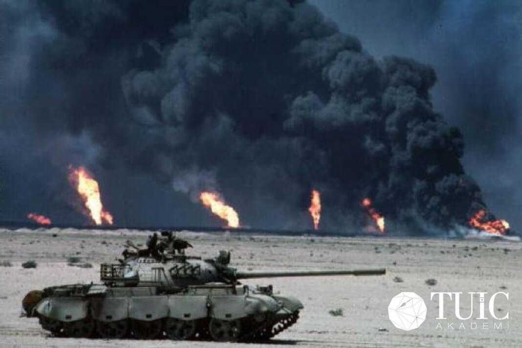 Geçmişten Günümüze ABD'nin Ortadoğu Politikası