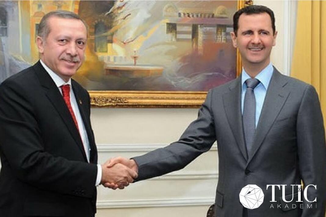 Erdoğan-Esad Görüşmesi:İlişkilerde Çatışmacı Dönem