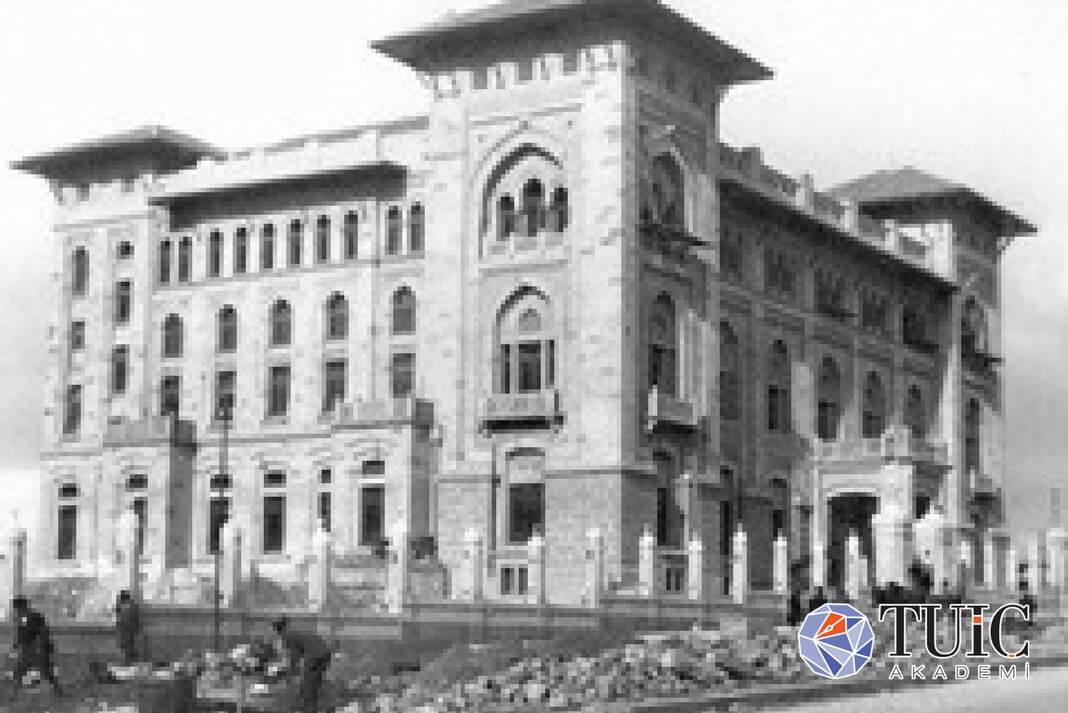 cumhuriyetin ilk yıllarında Türkiye ekonomisi