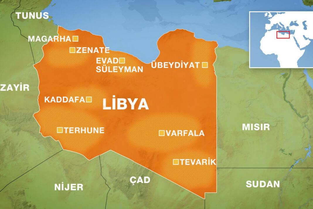 tunus ve libya birleşiyor mu