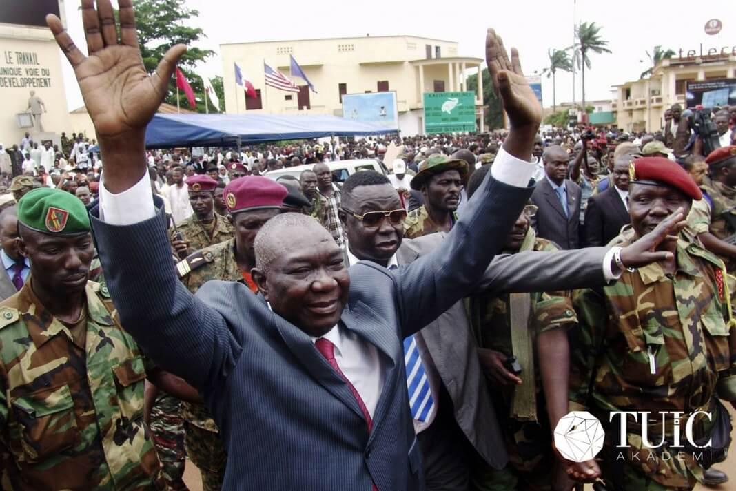 Orta Afrika Cumhuriyeti'nde İç Savaş Sona Mı Eriyor?