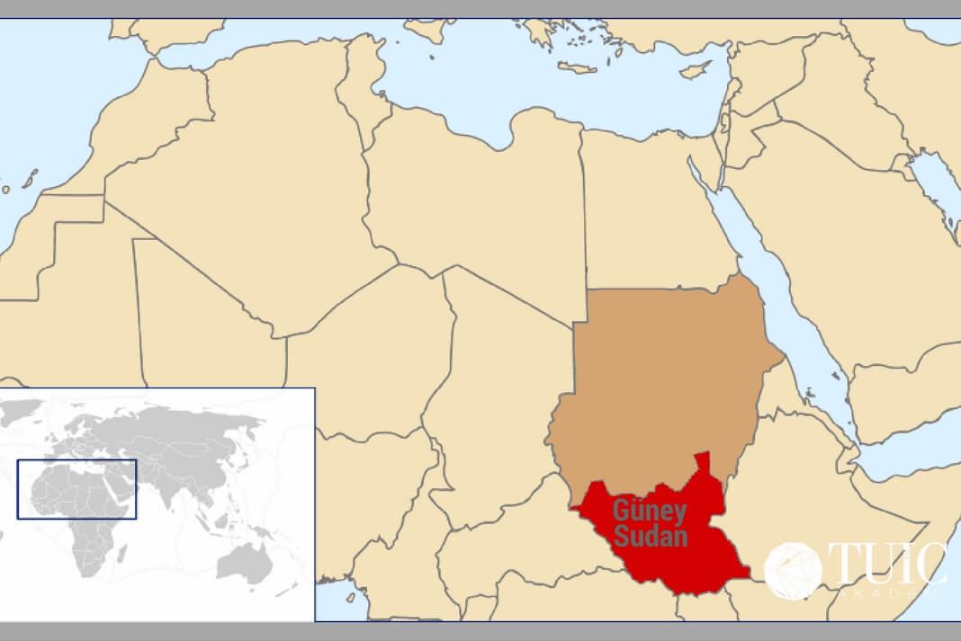 Güney Sudan'da Zoraki Barış