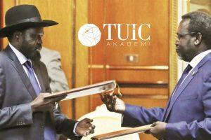 Güney Sudan da Zoraki Barış_4