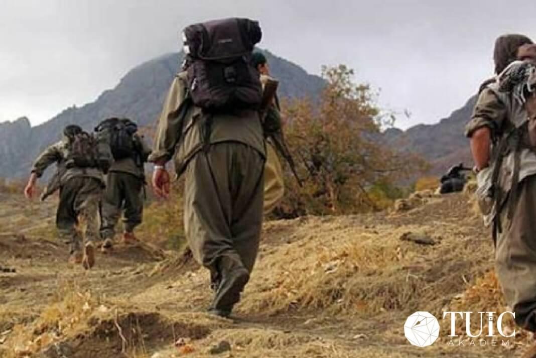 Gerilla Savaşı ve PKK Terör Örgütü