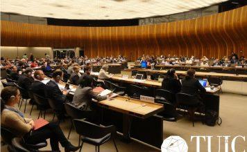 Hükümet Dışı Uluslararası Örgütler ve İnsan Hakları