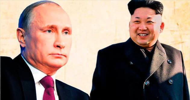 Kuzey Kore ve Rusya İlişkileri