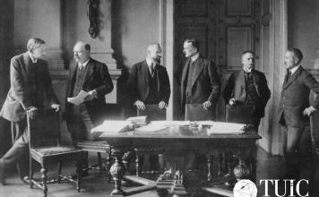 Versay Antlaşması Almanya'nın Sınırları ve Avrupa İçin Siyasi Hükümler