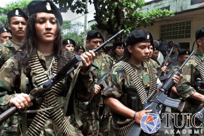 Kolombiya En Uzun Süreli Çatışma ve Barış Antlaşmasına Kısa Bir Bakış