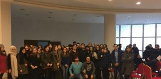 TUİÇ Kocaeli Üniversitesi Temsilcileri İlk Toplantısını Gerçekleştirdi!